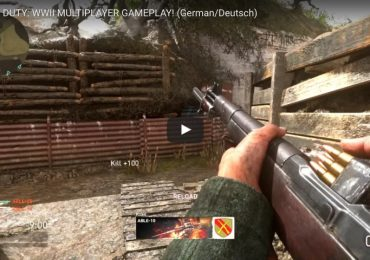 CALL OF DUTY: WWII MULTIPLAYER GAMEPLAY