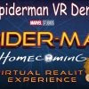 Spiderman VR Demo