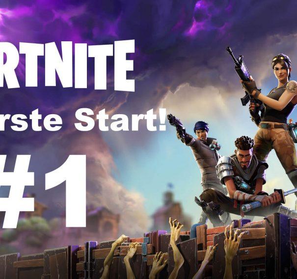 Fortnite Early Access gestartet