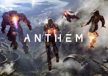 Gameplay Video zu Anthem auf PS 4