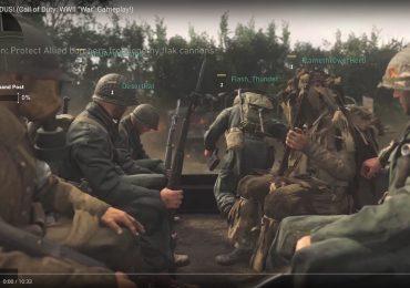 Der neue WAR Modus in COD WWII