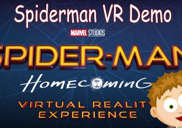 Spiderman VR Demo